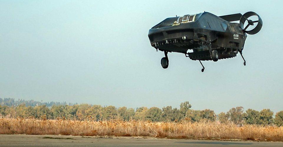 Onbemand luchtvaartuig AirMule in staat om 500 kilogram te dragen