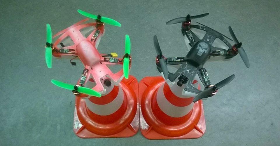 Arrow Drone, de game changing FPV racing drone