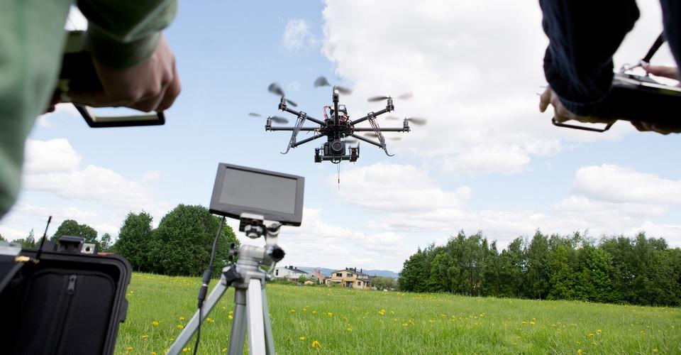 Eerste drone-pilotencentrum in België geopend