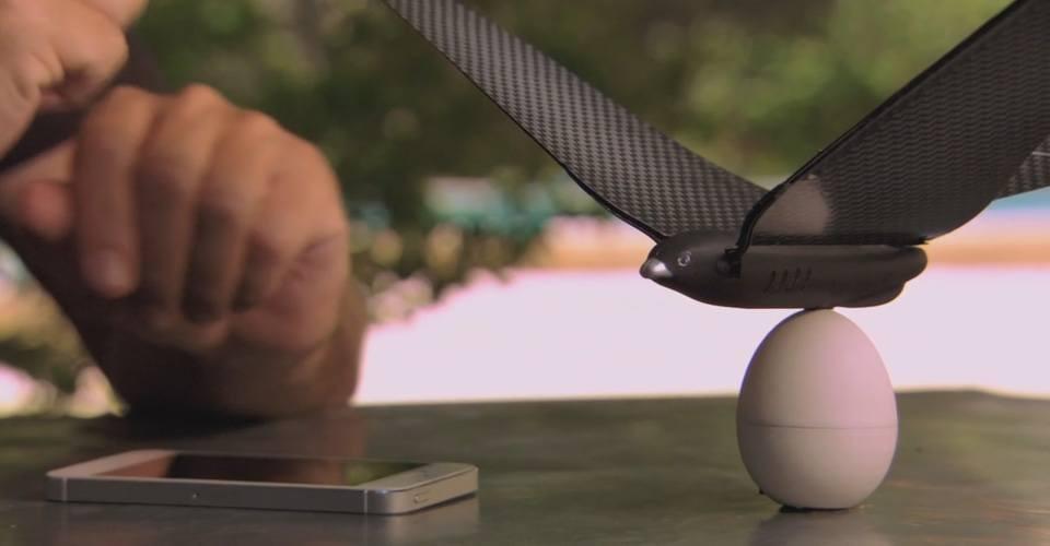 Bionic Bird: de vogel voor je smartphone