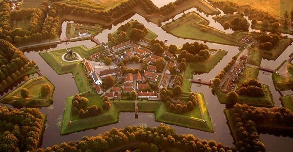 Mooiste plekken van Europa in drone foto's