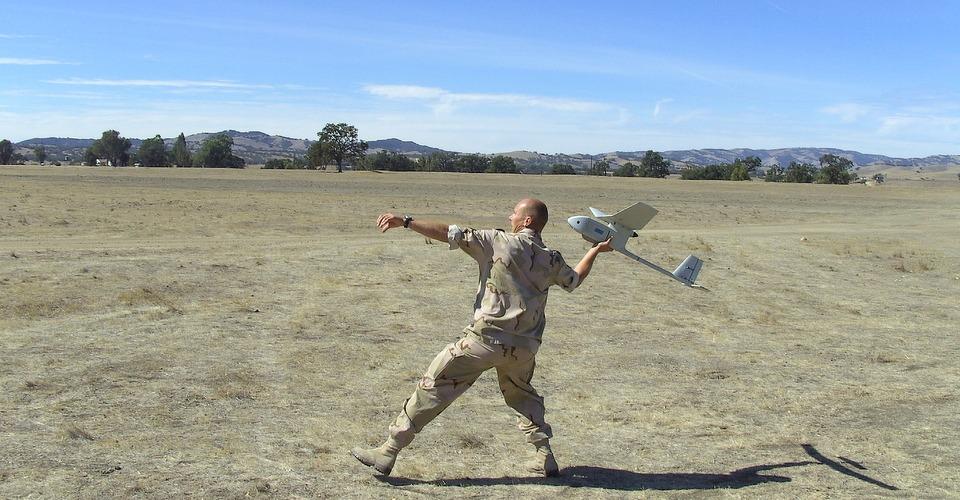 Defensie breidt onderzoek met drones uit