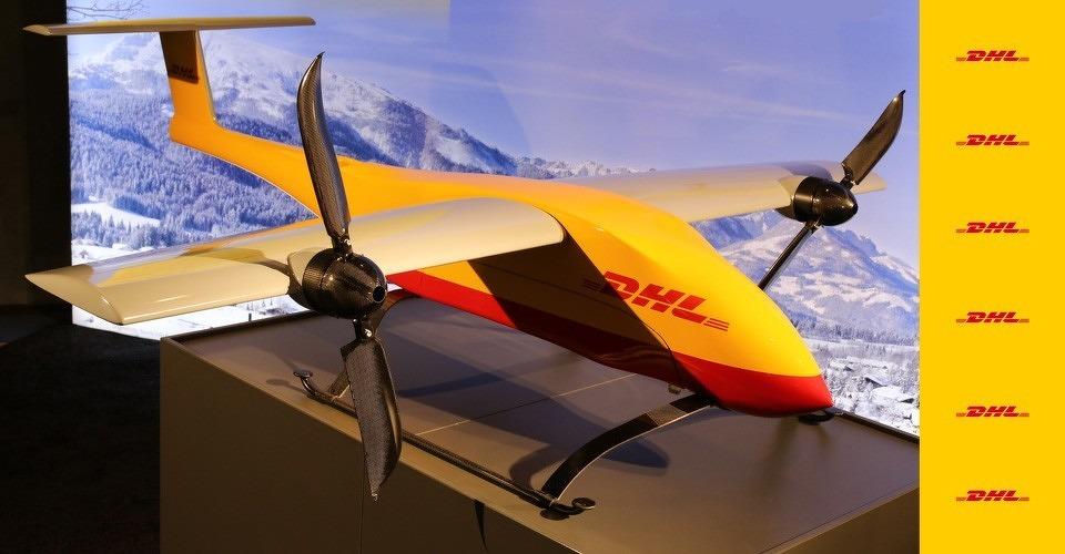 Nieuwe DHL Parcelcopter 3 gepresenteerd