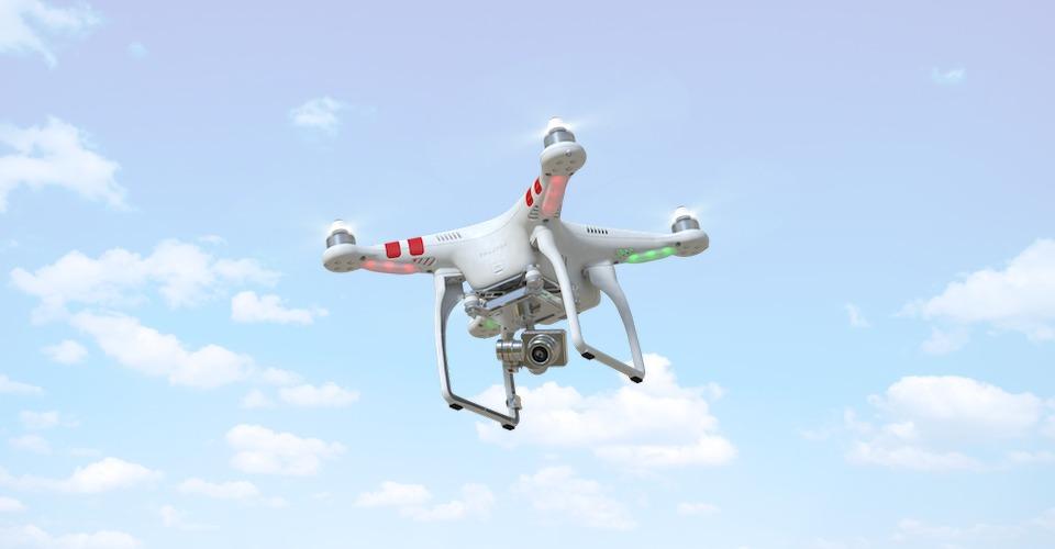 DJI introduceert nieuw model drones Phantom 2 Vision+