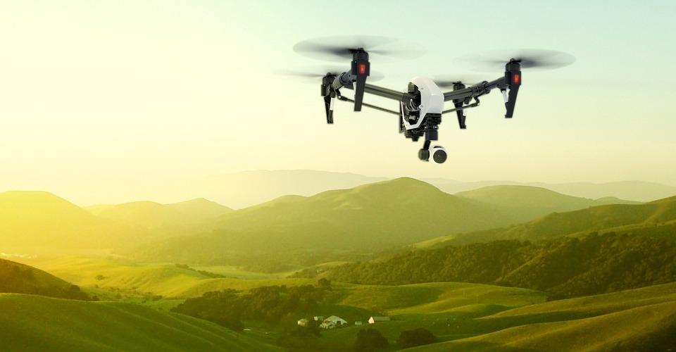 DJI lanceert nieuwe Inspire1 drone