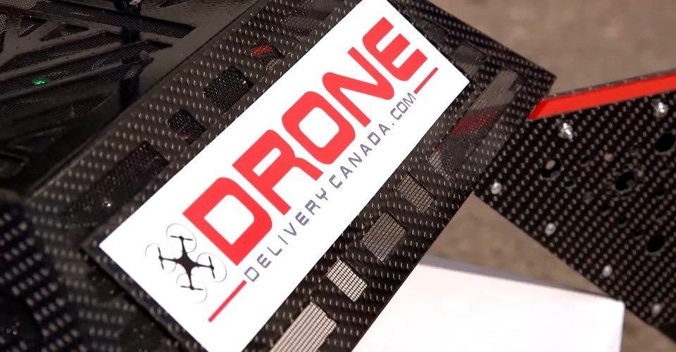 Drone Delivery Canada start in 2018 met bezorging per drone