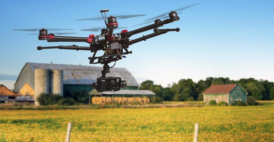 drones vervangen overijsselse traditionele boer in toekomst