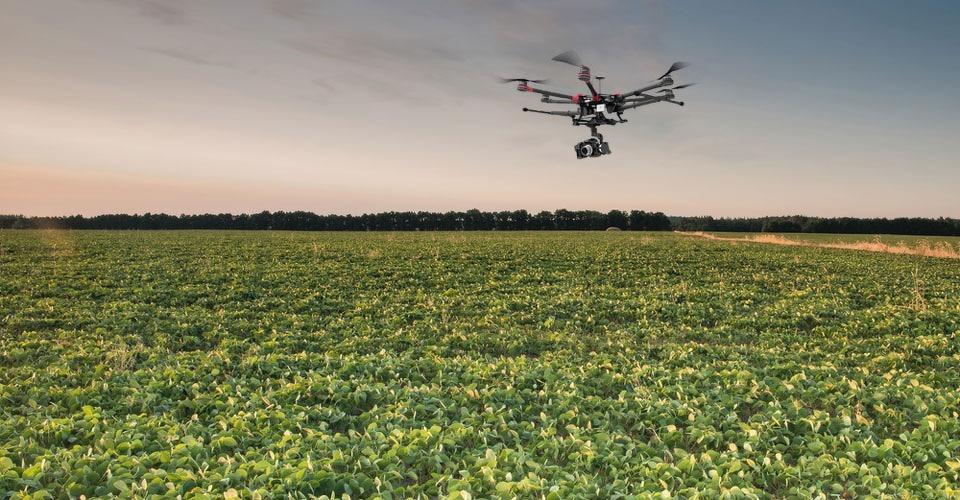 Drone piloot vindt vermiste man binnen 20 minuten
