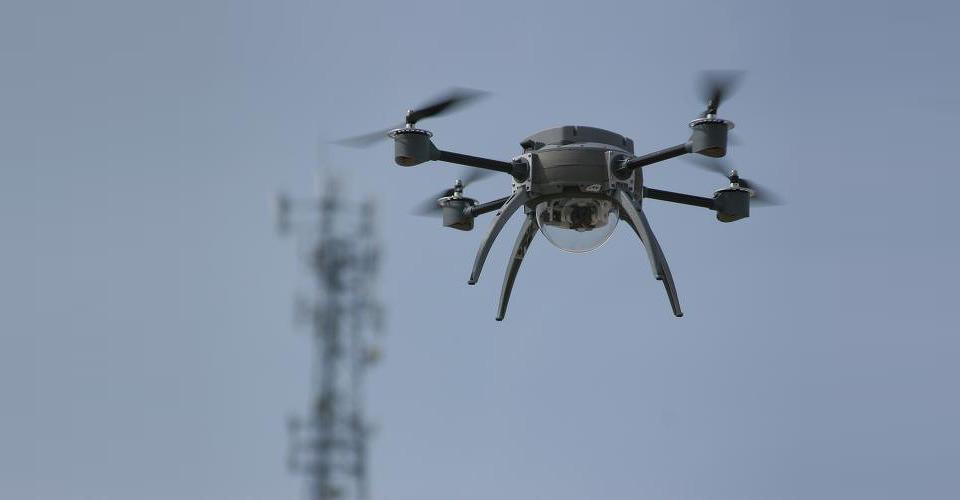Drones gaan vissen en vogels tellen in Orlando
