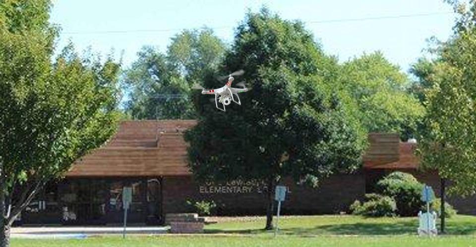Amerikaanse school gebruikt drones als leermiddel