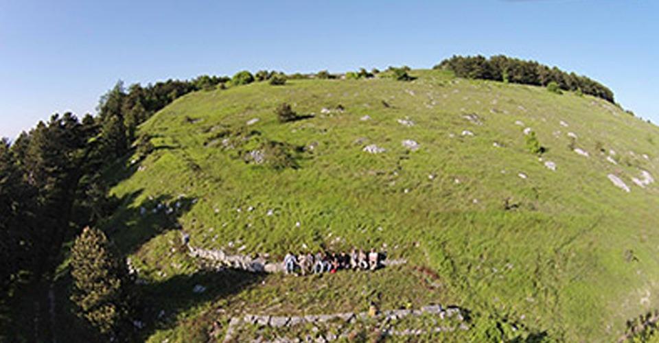 Drones vinden Romeins fort in Italië