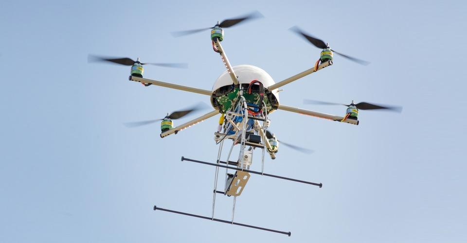 Dubieuze drone boven binnenstad Zwolle