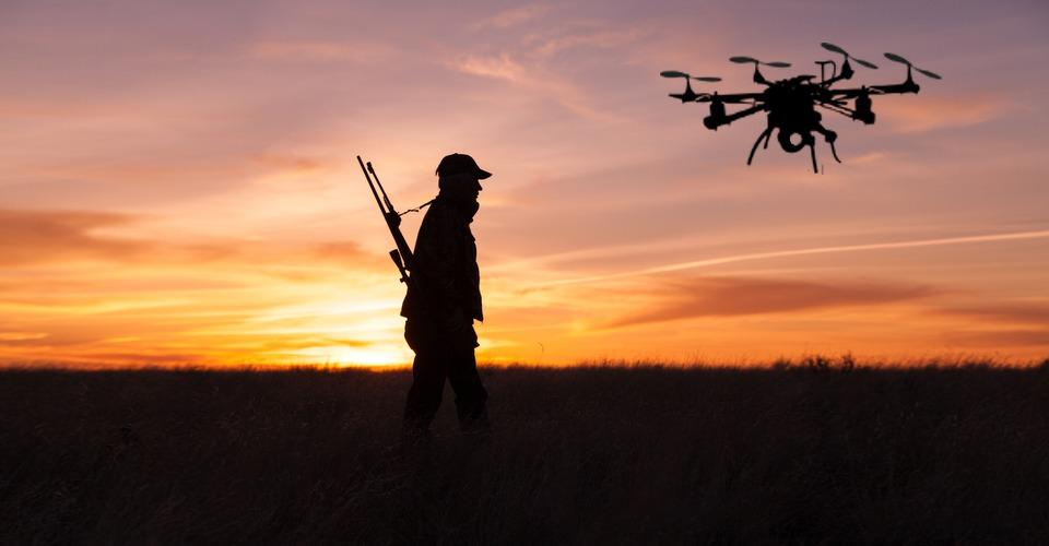 Jagen met drones verboden in Alaska