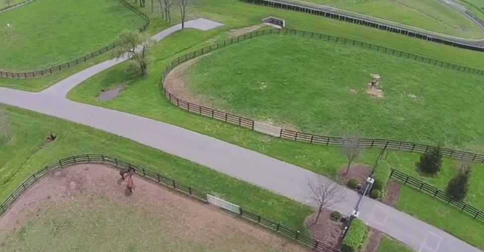 Google Maps met behulp van drones