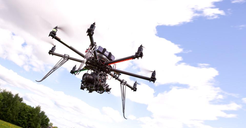Drones voor veiligheid