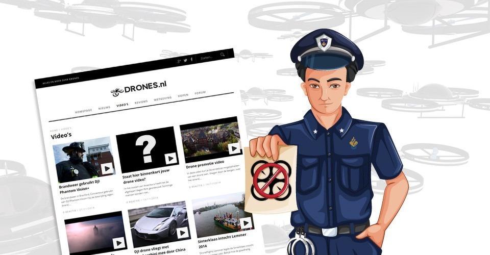 Plaats je drone video anoniem via Drones.nl