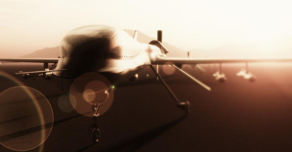 Marine VS presenteert zelfdenkende drone