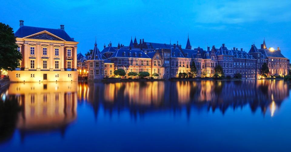 Europese drones vakbeurs in Den Haag