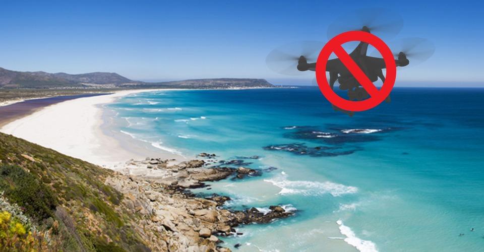 Drones verboden in Zuid-Afrika