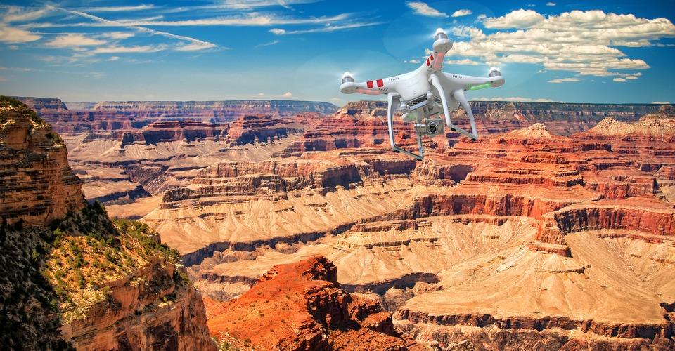 Drones verboden in Amerikaanse nationale parken