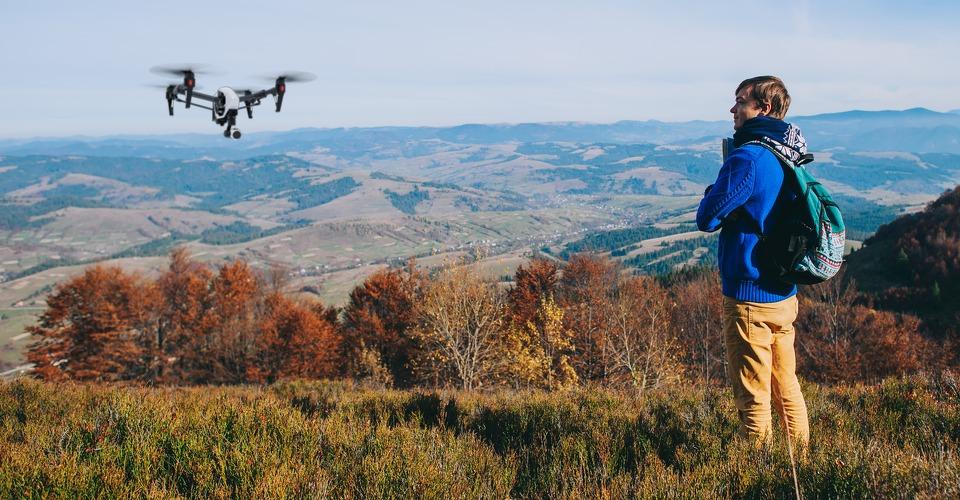 Zwitsere drones sporen verdwaalde wandelaars  op