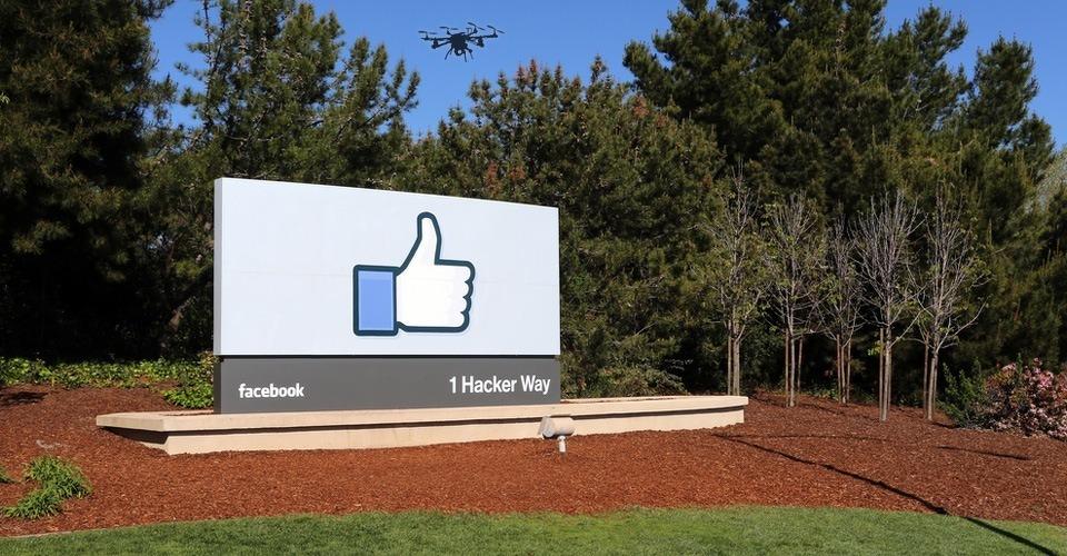 Facebook breidt drone team uit