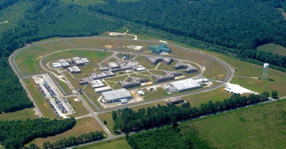Gevangenis South Carolina vindt gecrashte drone met smokkelwaar