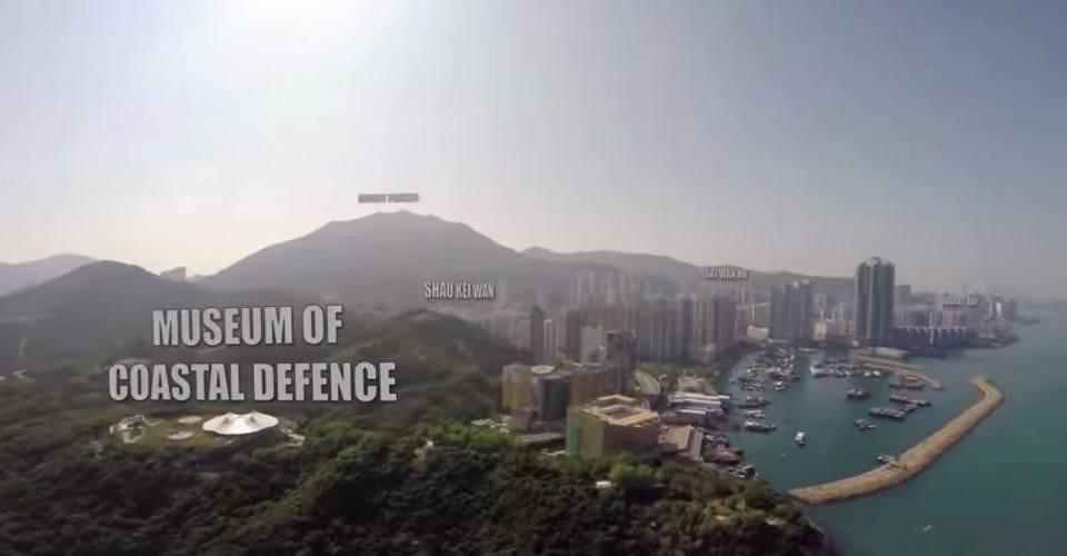 Succesvolle poging bezorging per drone in Hong Kong