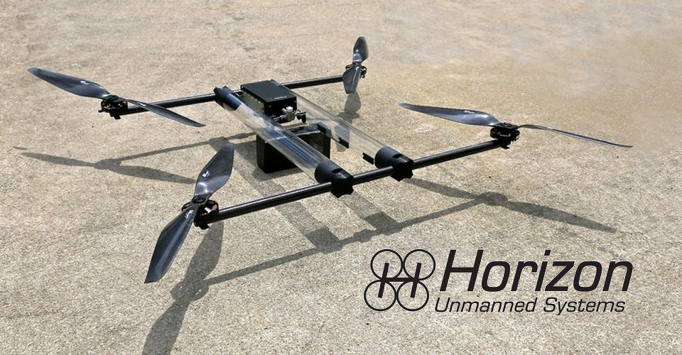 4 uur vliegtijd voor drone met brandstofcel