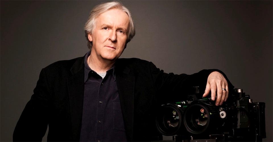 James Cameron hoopt op betere drones voor Hollywood