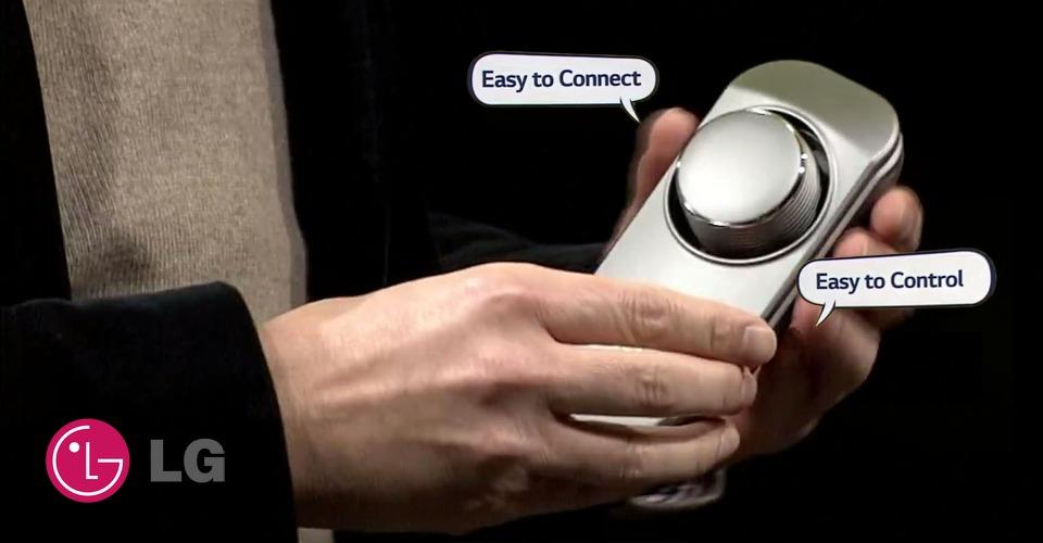 LG onthult G5 Smart Controller voor drones