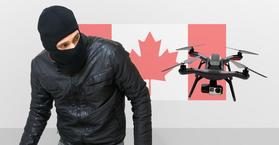 Man vindt gestolen crossmotor terug dankzij drone