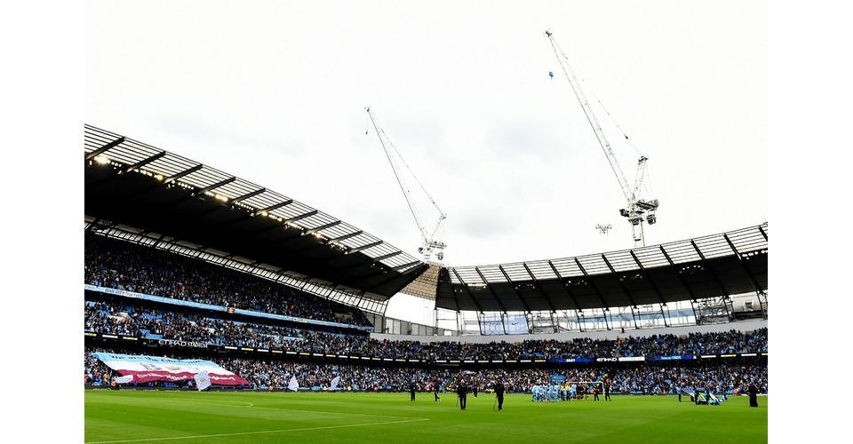 Drone piloot gearresteerd bij Manchester City stadion