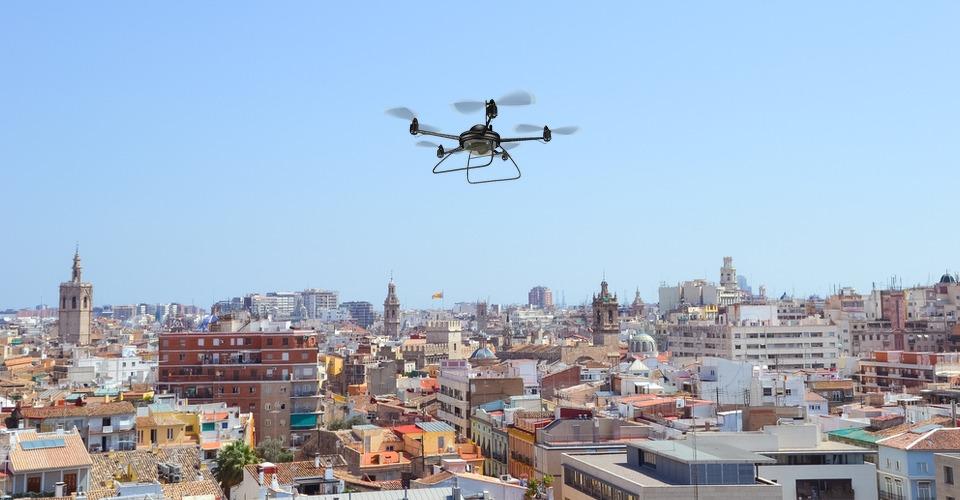 Blijvend verbod op drones in Mumbai
