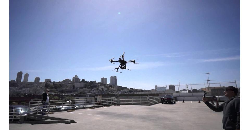 Nederlandse drone producent introduceert revolutionair toestel voor Nederlandse markt