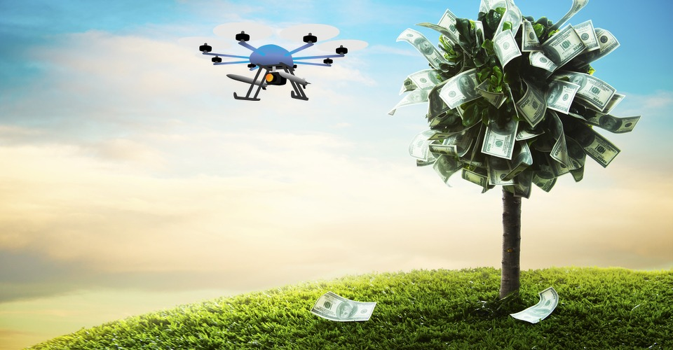 Nevada investeert $1.25 miljoen in drone onderzoek