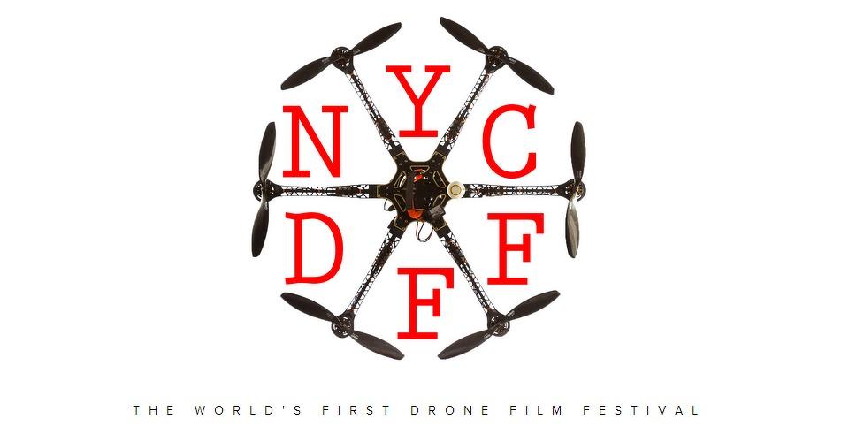 's Werelds eerste drone film festival