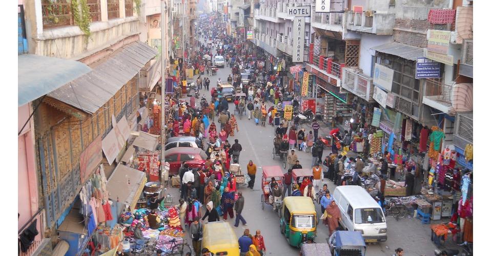 India gaat verkrachting bestrijden met drones