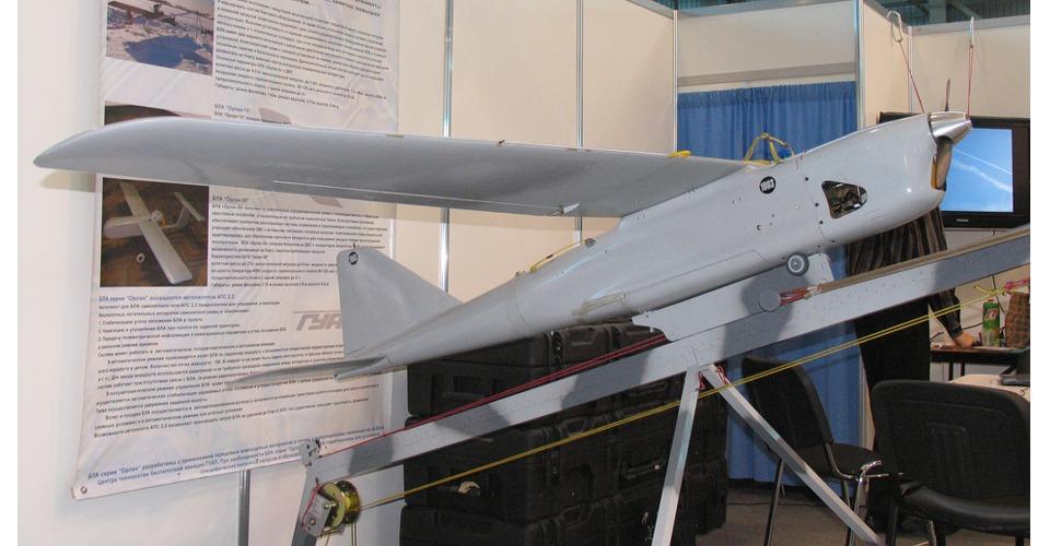 Russische leger stuurt drones naar de Noordpool