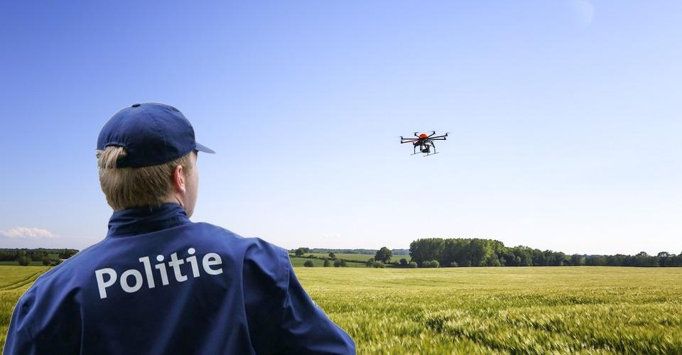 Drones krijgen mogelijk gezichtsherkenning