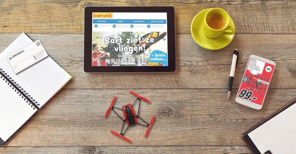 Drones Populair Bij Bekende Retailketens