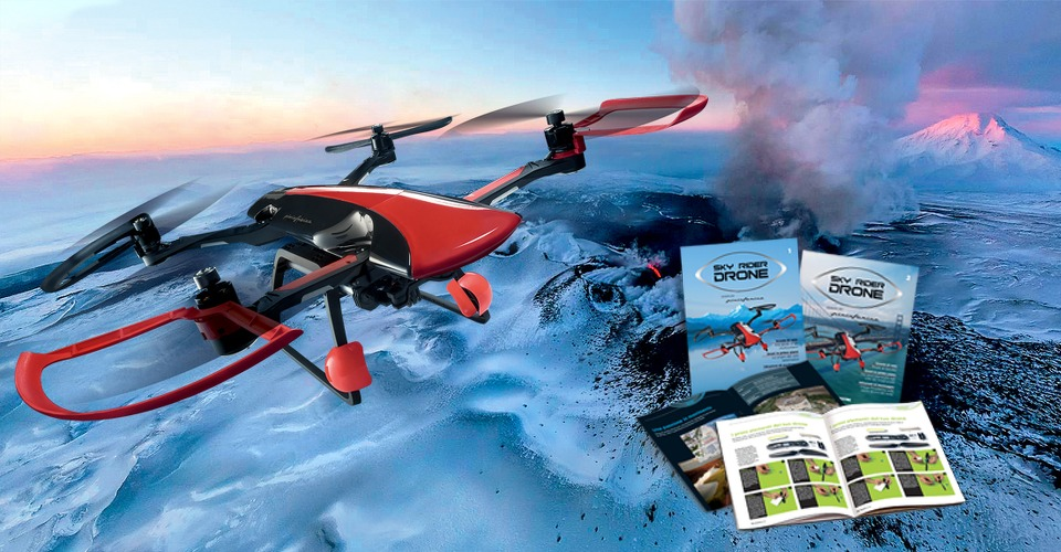 Uitgeverij De Agostini introduceert Sky Rider Drone