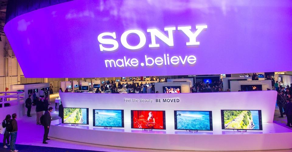 Sony start met ontwikkeling van drones