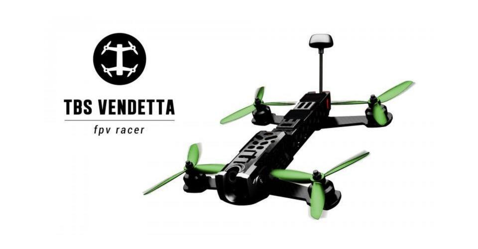 Team Blacksheep introduceert TBS Vendetta FPV racer