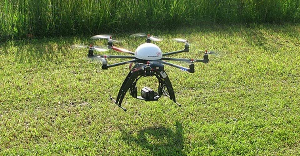 Nederlands bedrijf test drones op Filipijnse bananenplantages
