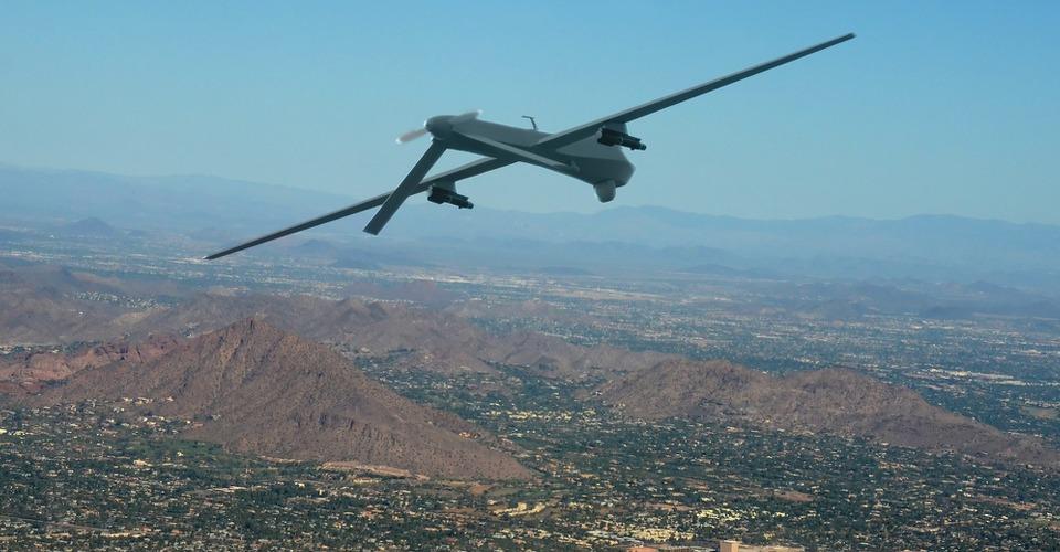 VS stuurt drones naar Irak