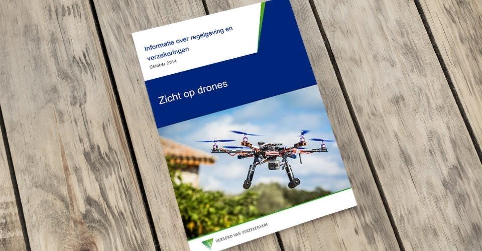 Verbond van Verzekeraars maakt brochure over drones