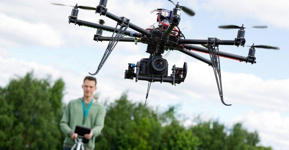 Nederland wil vliegbrevet voor drones