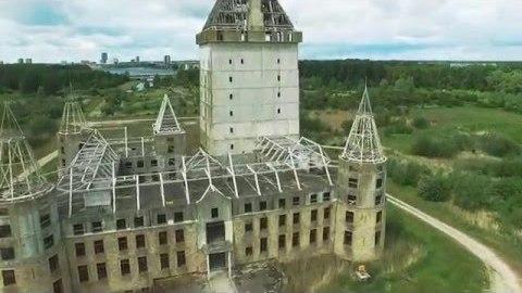 kasteel almere gefilmd met dji phantom 3