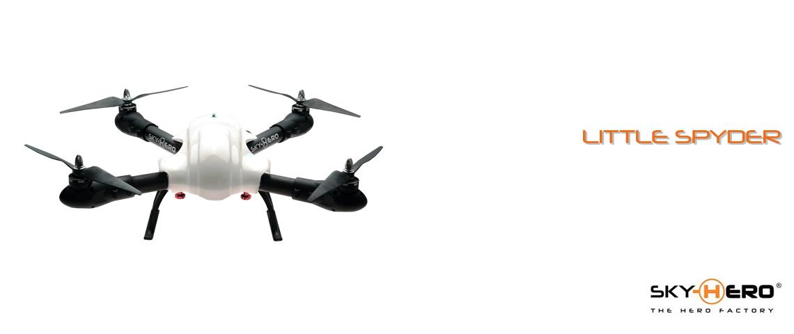 Sky-Hero Little Spyder RTF